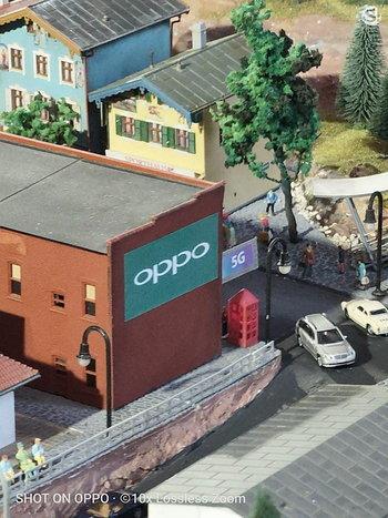 ภาพตัวอย่างจาก OPPO 10X Lossless Zoom