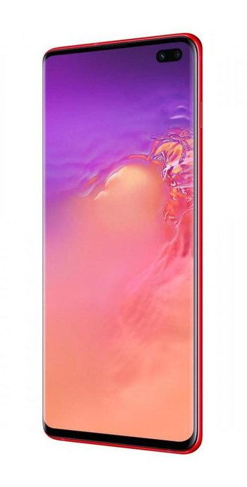 Samsung Galaxy S10 / S10 + สีแดง