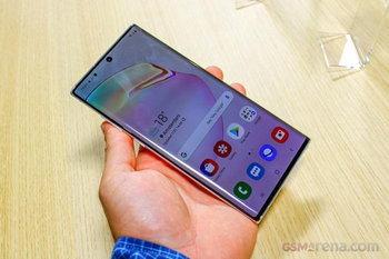 Samsung Galaxy Note 10 และ Samsung Galaxy Note 10+