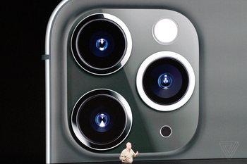iPhone 11 Pro และ  iPhone 11 Pro Max