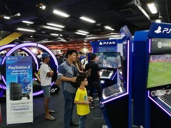ขนาด Playstation ยังมา
