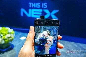 vivo NEX A hands-on