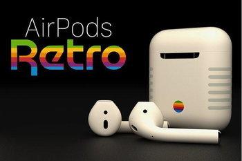 AirPods Retro