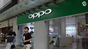 Shop OPPO ในประเทศจีน