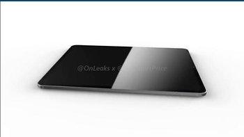 ภาพ Render ของ iPad Pro