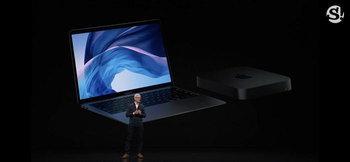 ภาพสรุปการเปิดตัว Apple 2018