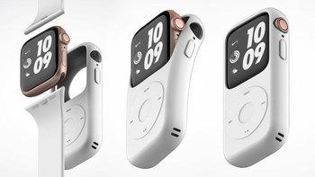 เคส Apple Watch แปลงเป็น iPod