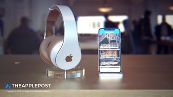 Apple Over-Ear Headphones Concept
