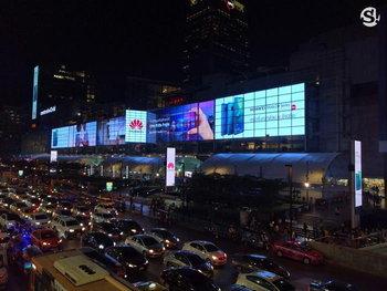 ตัวอย่างภาพถ่ายจาก Huawei Nova 4