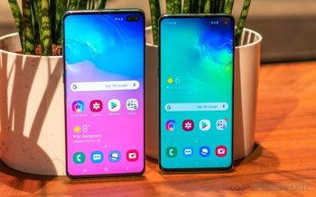 Samsung Galaxy S10, S10+