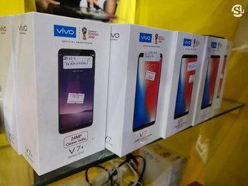 โซนมือถือล้างสต็อคในงาน Thailand Mobile Expo 2019