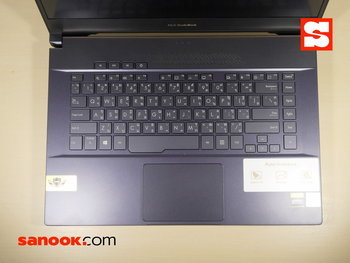 ASUS ProArt Studiobook H500GV