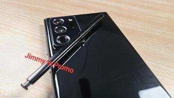 Samsung Galaxy Note 20 Ultra (ภาพหลุด)
