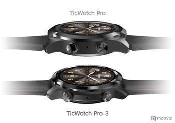 Mobvoi เปิดตัว TicWatch 3 Pro สมาร์ตวอตช์ตัวแรกที่มาพร้อมกับ Snapdragon Wear 4100
