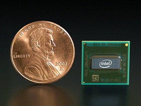 Atom รุ่นต่อไป พร้อมรองรับ HD ด้วย Intel GMA3600