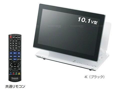 Panasonic ส่งทีวีขนาดพกพาสุดแจ่มมาอีกแล้ว!!! ในรุ่น BV300 / HV200