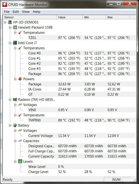 HP Envy 17 3D [แรงสมจริงในแบบฉบับ 3D]
