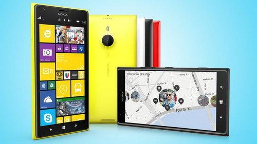Nokia lumia-1520