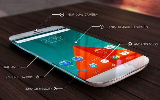 Comet Smartphone spec