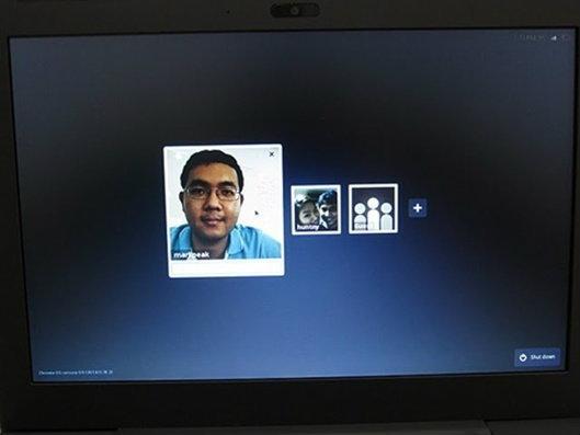 รีวิว Cr-48 โน้ตบุ๊กตัวแรกที่ใช้ Chrome OS