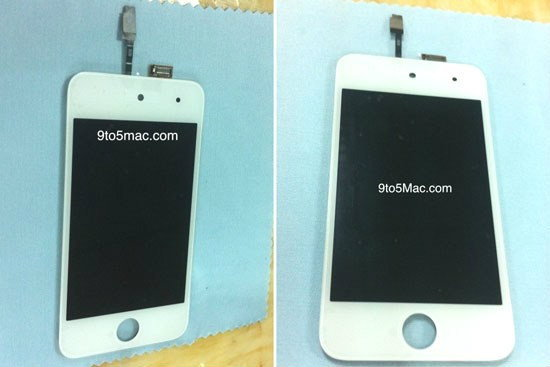 iPod Touch สีขาว
