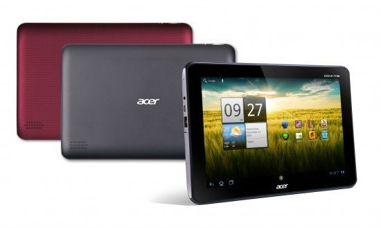Acer เปิดตัว ICONIA Tab A200 แท็บเล็ต 10.1″ สเปก Tegra 2