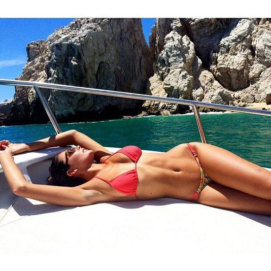 Alana Campos The 101 hottest celebrity Instagram pictures this week