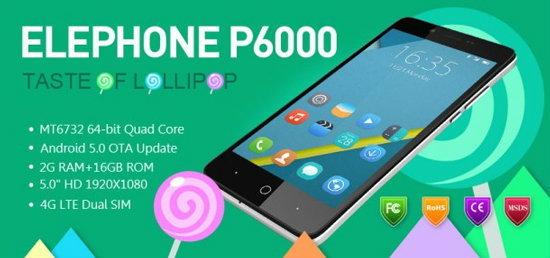 Elephone-P6000 600