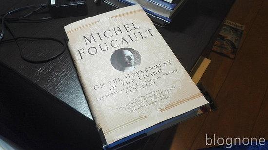 Foucault's Book