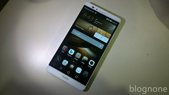 Front, Mate 7