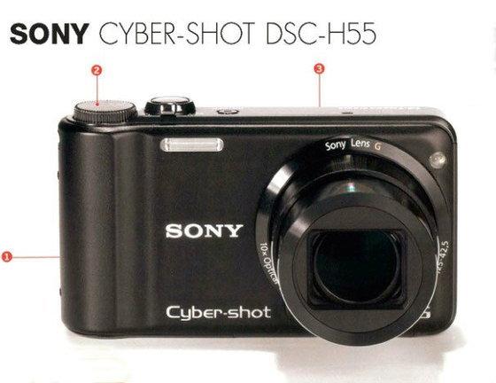SONY CYBER-SHOT DSC-H55 เก่าแต่เก๋าราคาเบาๆ