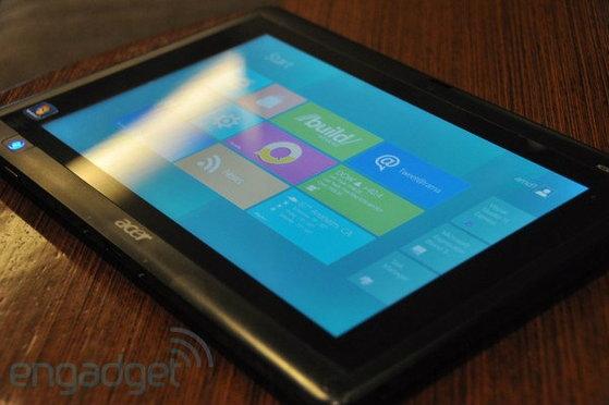 แท็บเล็ตชิปประมวลผล Intel Atom Windows 8 เริ่มต้นที่ $599 !!!