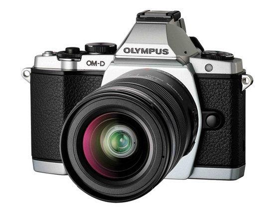 Olympus OM-D (E-M5) เปิดตัวแล้วใครชอบกล้อง Retro เข้ามาใกล้ๆ