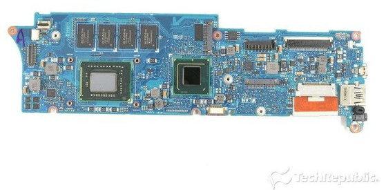 แกะโชว์ ASUS Zenbook UX21ขนาด 12 นิ้ว