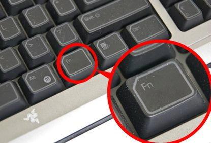 ปุ่ม Fn ปุ่มเจ้าปัญหาที่ User มักจะหลงลืม