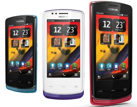 Nokia 700 สมาร์ทโฟน Symbian ขนาดกะทัดรัด