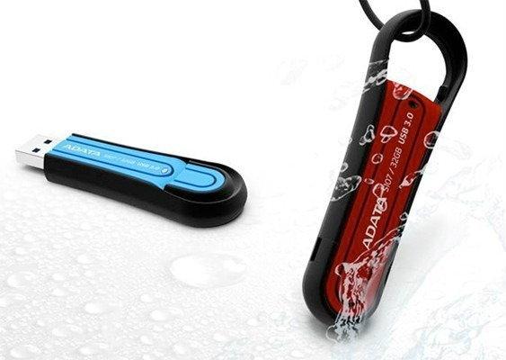 ADATA ส่ง S101 Flashdrive กันน้ำกันกระแทก พร้อมUSB 3.0