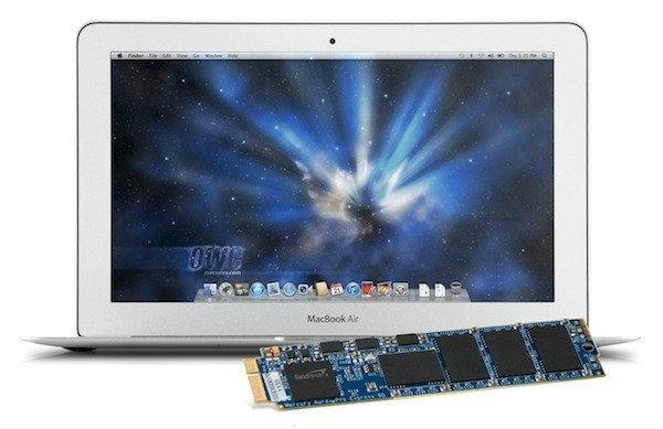 ติดปีก Apple Macbook Air ด้วย Express 6G SSD จาก OWC