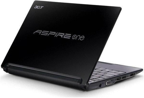 Aspire One พลัง AMD C-60