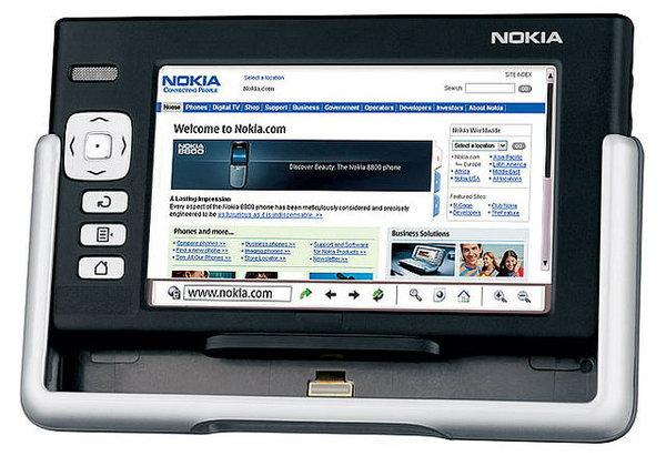 Nokia-n770