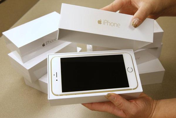 iPhone6 และ iPhone6 Plus