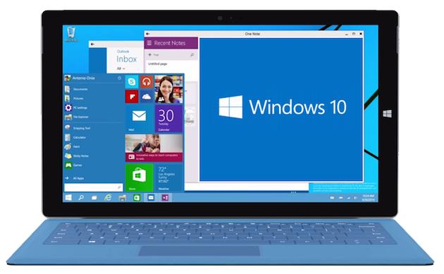 Pirated Windows 10