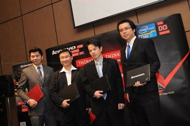 Lenovo เปิดตัว ThinkCentre Edge AIO