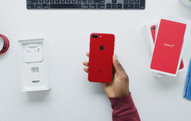 Iphone 8 Plus Red Youtuber 004