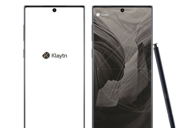 Samsung Galaxy Note 10 5G KlaytnPhone
