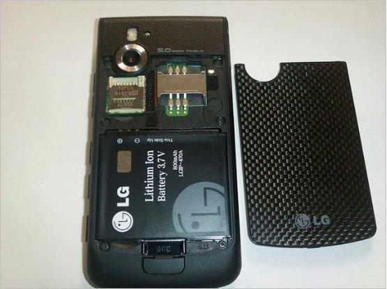 รีวิว LG KF750 Secret บาง เบา กระชับมือ
