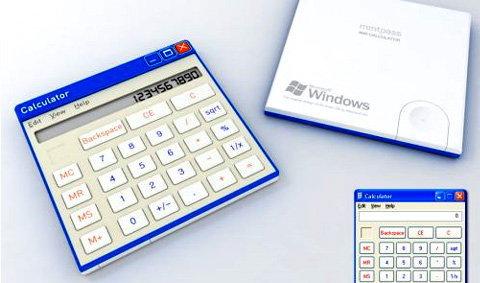 ว้าว!!! เครื่องคิดเลข Windows & OS X