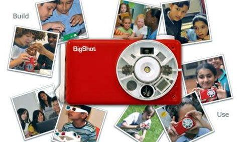 ชุดคิทกล้องดิจิตอลประกอบง่ายใช้ได้จริง