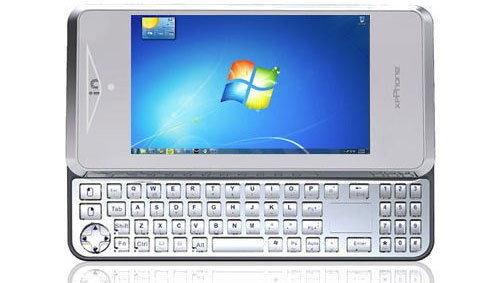 xpPhone สมาร์ทโฟน Windows 7