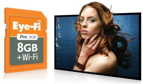 CES 2010: การ์ดหน่วยความจำ Wi-Fi